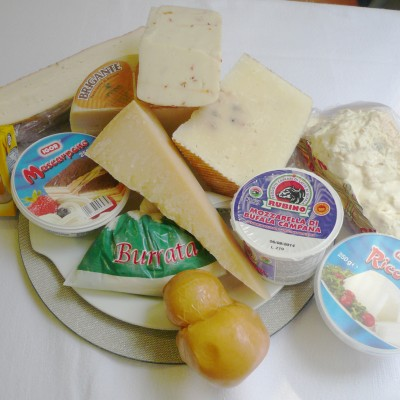 Fromages Italiens