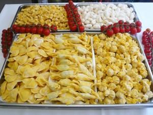 pâtes fraiches italiennes